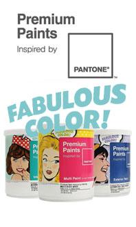 PANTONE PAINTS